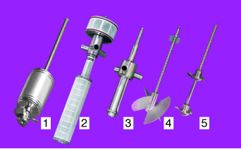 Impellers Options