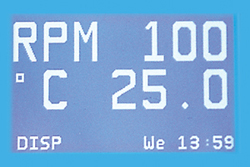Programmable Shaker Display Screen